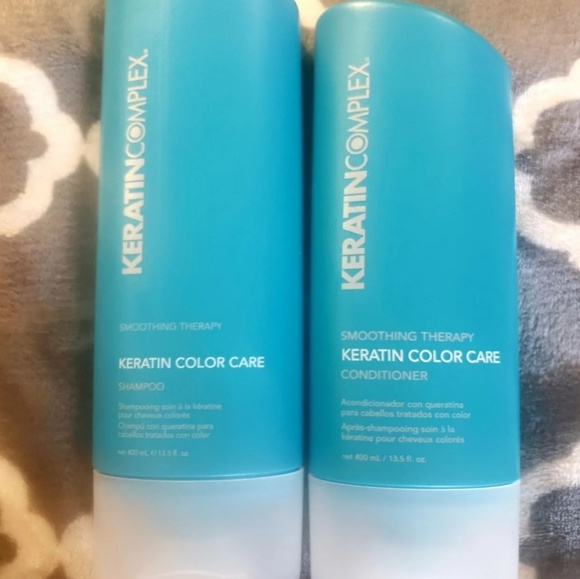 3 For 30 Keratin Color Care Shamp Cond Nwt